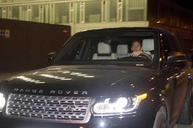 Messi+Car+Collection+Range+Rover+Vogue