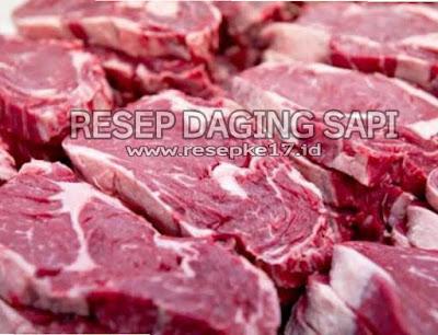 masakan daging sapi kecap