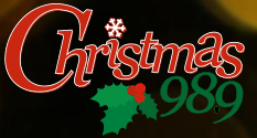 christmas 989 launched tuesday at 12 noon central playing the first of the seasons most popular holiday tunes elvis blue christmas - Christmas Radio Station Fm