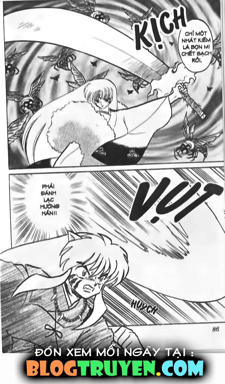 Inuyasha vol 07.5 trang 7