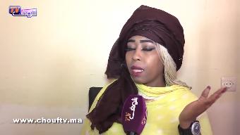 مغنية صحراوية دخلات طول و عرض فالفنانة سعيدة شرف.. معرفناش منين جابت هاذوك الأغاني