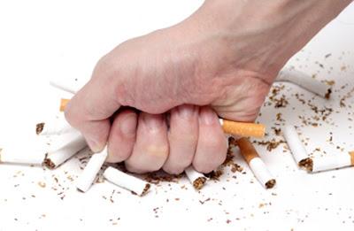 Jauhi Rokok Menyehatkan Paru Paru