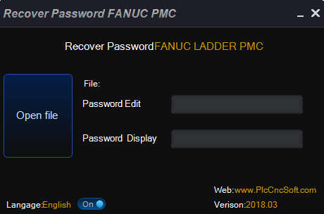 Fanuc Software