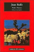 Portada del libro Pedro Páramo de Juan Rulfo