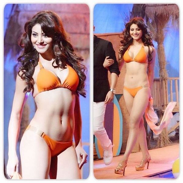 Urvashi Rautela Latest Bikini Photos