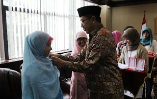 Inilah  9 Guru Madrasah Yang Mendapatkan Penghargaan Satya Lencana Dari Presiden Joko widodo