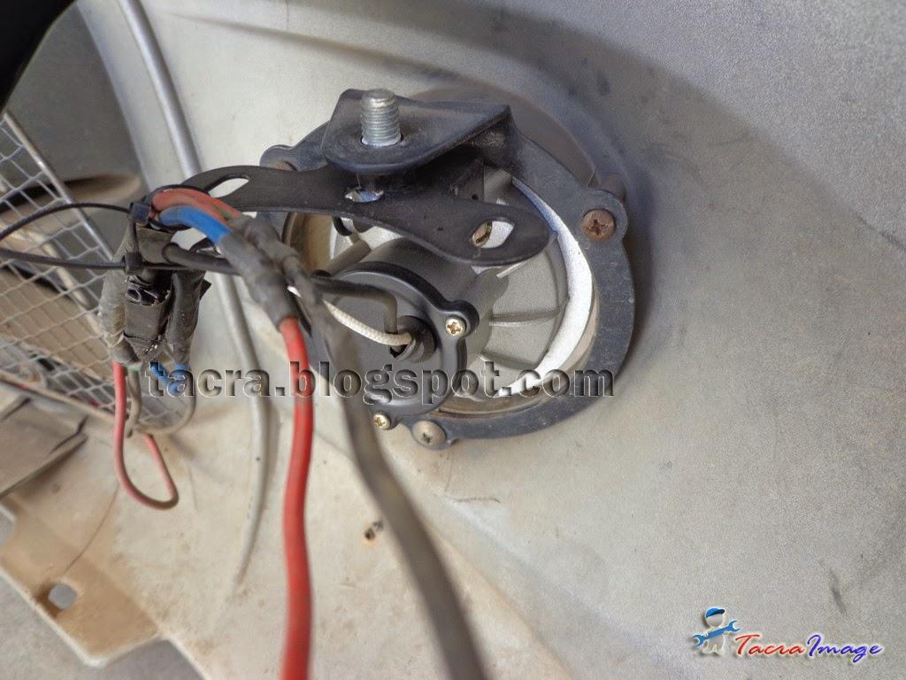tacra s diy garage front foglamp installation rh diytacra com Lamp Wiring Diagram cara wiring fog lamp wira