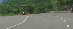 safety riding palsu