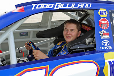 Gilliland and BMR Expand Horizons For 2017 - #NASCAR