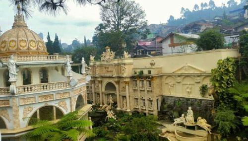 Grand Paradisi Hotel Lembang