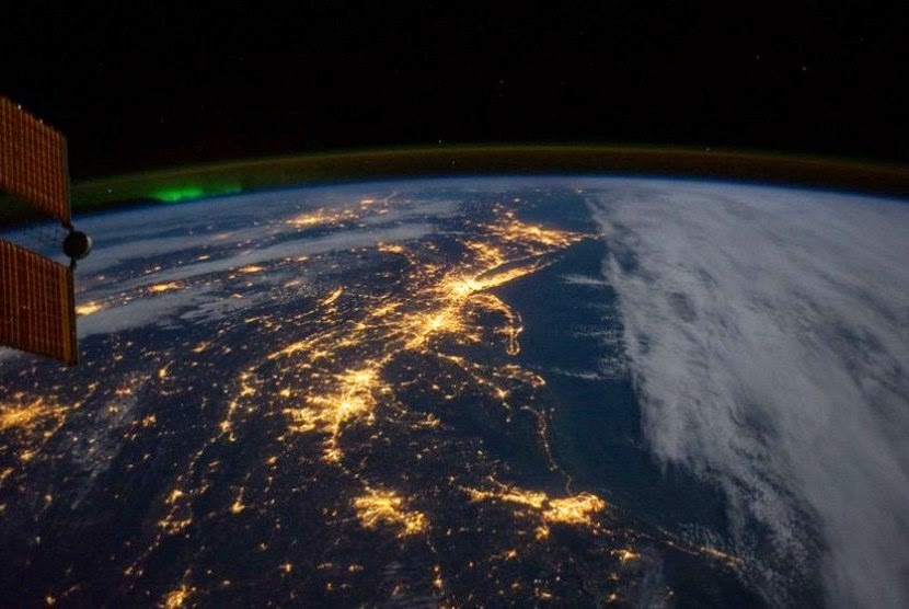 Subhanallah Inilah 9 Gambar Permukaan Bumi Di Berbagai