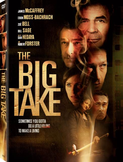 Film Intuition: Review Database: DVD Review: The Big Take (2018)