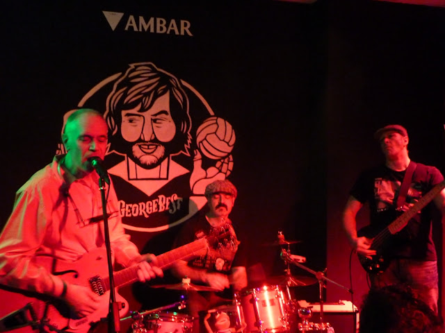 Cisco Fran, George Best Club (crónica 26-11-2016) 1
