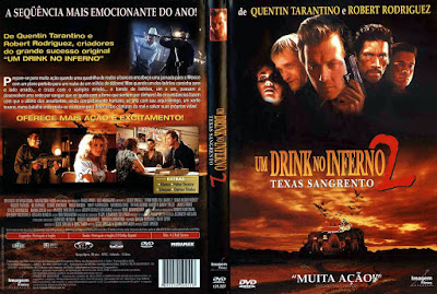 Filme Um Drink no Inferno 2 - Texas Sangrento (From Dusk Till Dawn 2 - Texas Blood Money) DVD Capa