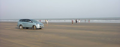 Mandarmani Beach, West Bengal