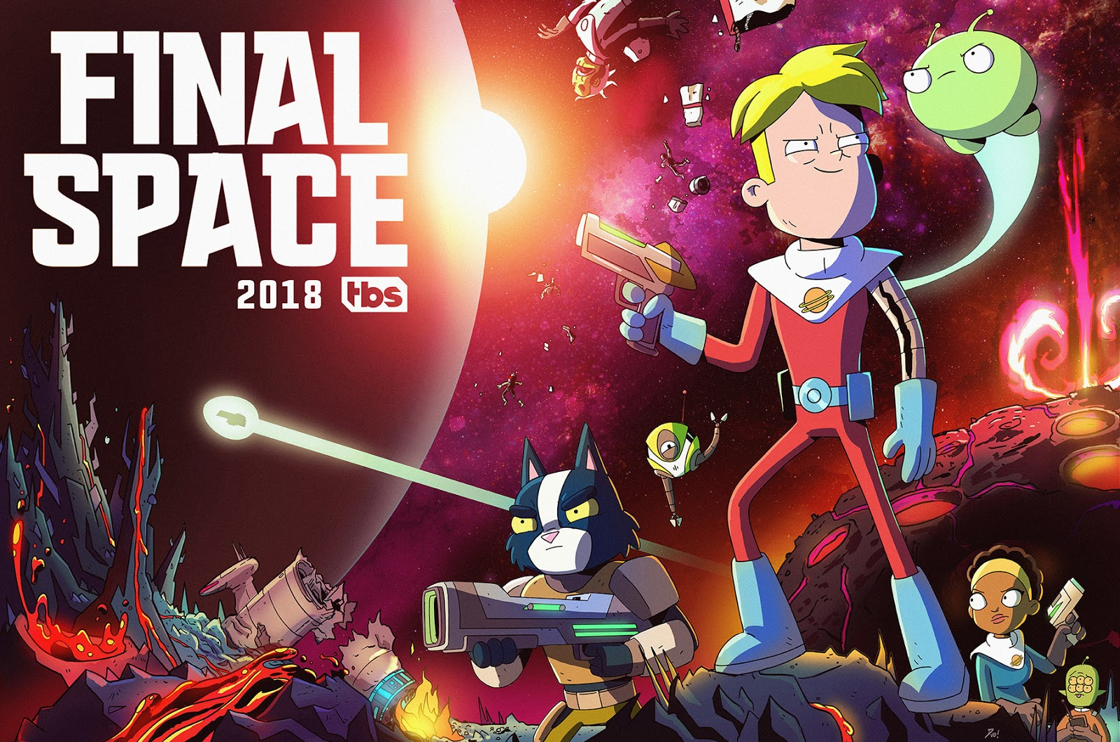 Final Space Episode 1