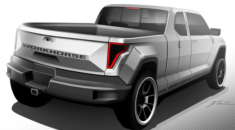 Step Into The Future Of Hybrid Pickup Trucks