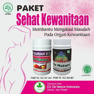 obat keputihan alami