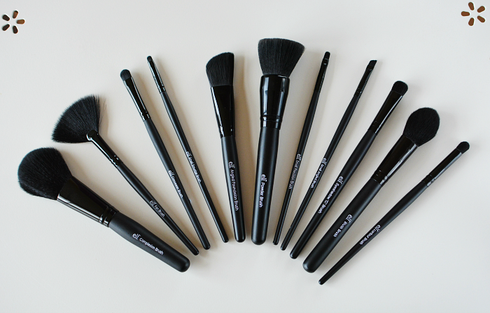 Elf Studio 11 Piece Brush Collection