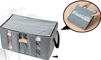 Foldable Storage Bag Murah dan Simple 2