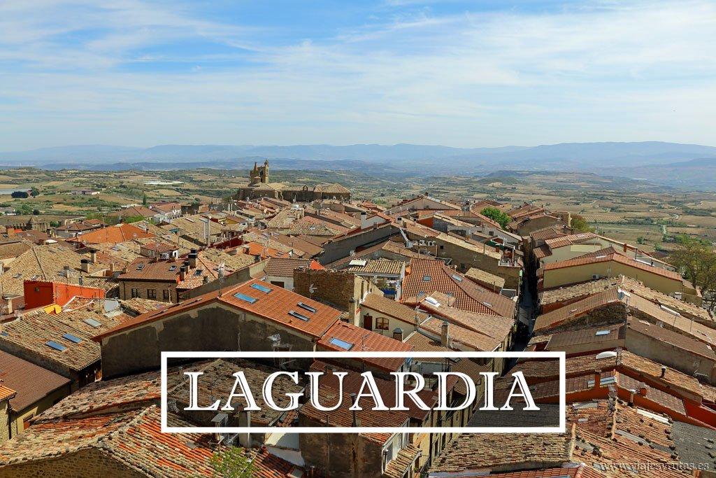Laguardia, uno de los pueblos más bonitos de España
