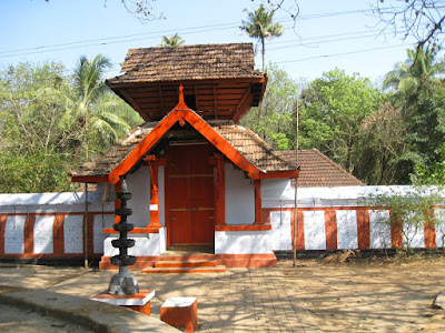 sreedharamangalam temple chalakudy