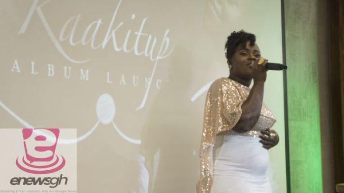PHOTOS: Kaakie launches debut album, 'KaakitUp'