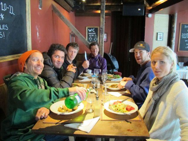 Chamonix workdays freeride for Chambre 9 chamonix