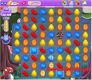 Candy Crush Saga Apk Mod v1.90.0.6 Update Terbaru