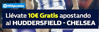 William Hill promocion Huddersfield vs Chelsea 12 diciembre