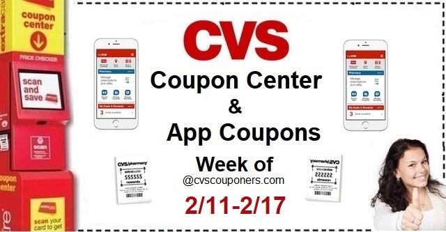 http://www.cvscouponers.com/2018/02/cvs-coupon-center-app-coupons-week-of.html