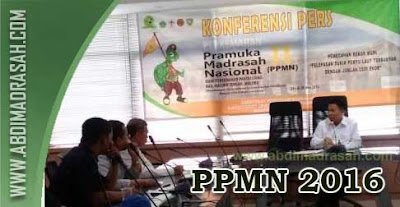 Direktorat Madrasah Kembali Menggelar Perkemahan Pramuka Madrasah Nasional (PPMN)