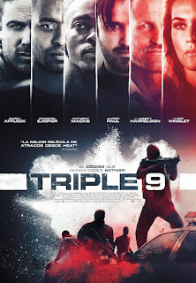 Cartel: Triple nueve (2016)