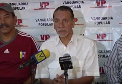 Rafael Venegas: Sin el pueblo, la oposición no concretará un cambio político