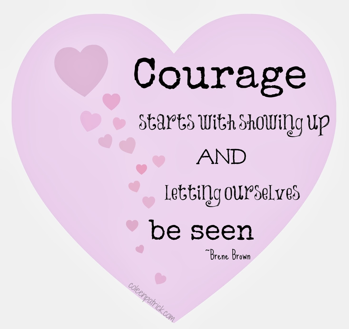Courage To Love: Love Courage Quotes