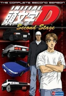 Initial D Second Stage Latino
