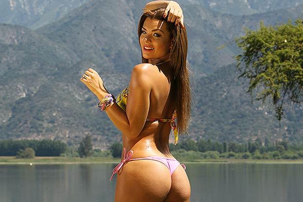 Bodybuilder cindy landolt nude