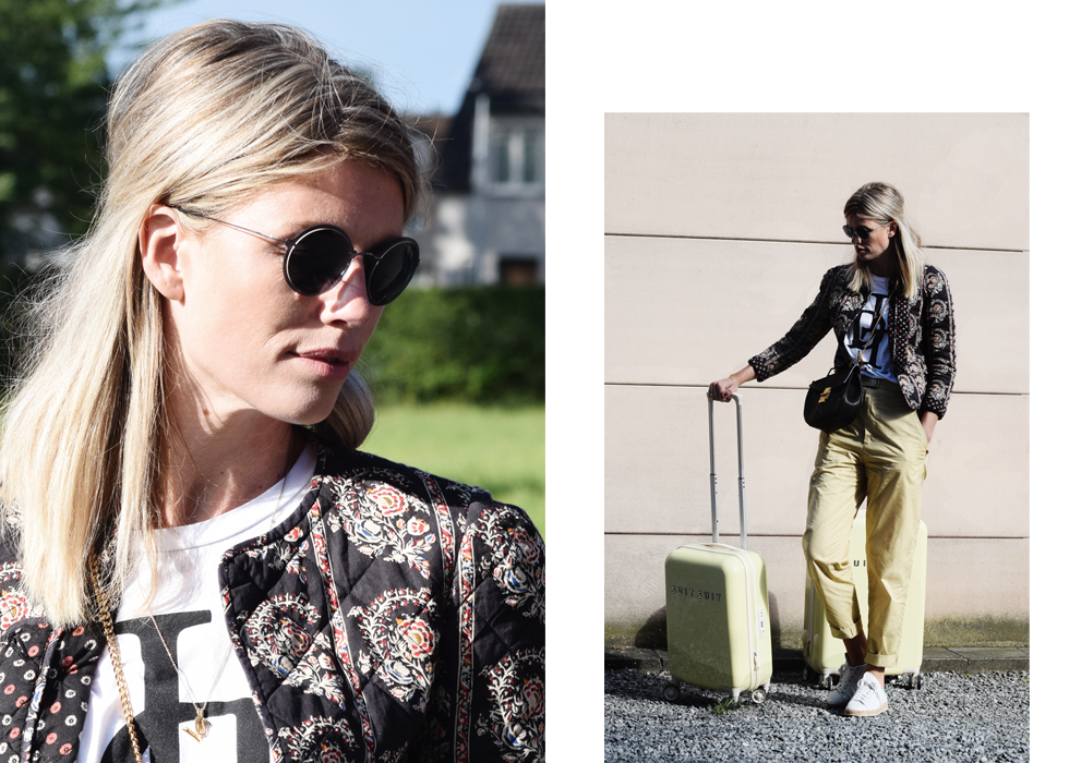 Outfit of the day, Isabel Marant Etoile, isabel marant, Adidas, silhouette, Monica Vinader, Maje, Chloé, SuitSuit, ootd, style, fashion, blogger