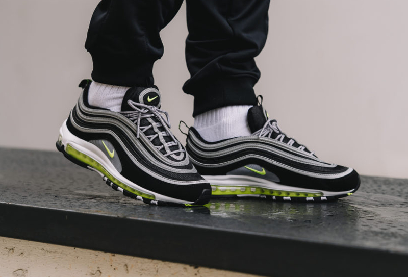 the best attitude 7f05a 3ff03 Nike Air Max 97 Néon   Elles ARRIVENT Deadstock