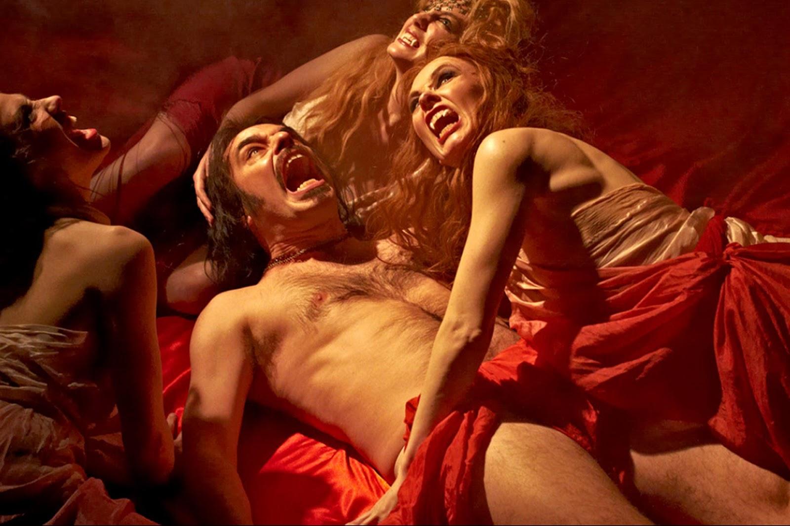 Секс Фильмы О Вампирах