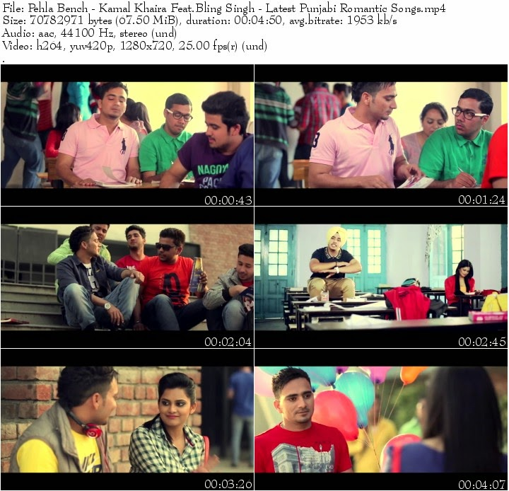 New Mashup Romantic Song Download: Kamal Khaira Feat.Bling Singh