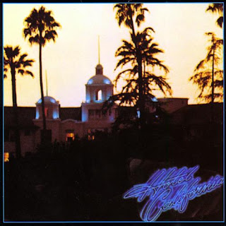 Hotel California by Eagles (1977)