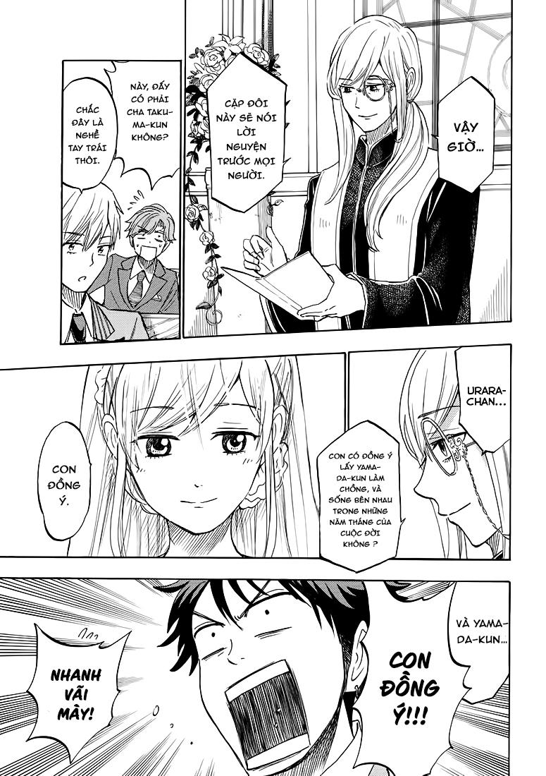 Yamada kun to 7 nin no Majo Chap 243 - Trang 20