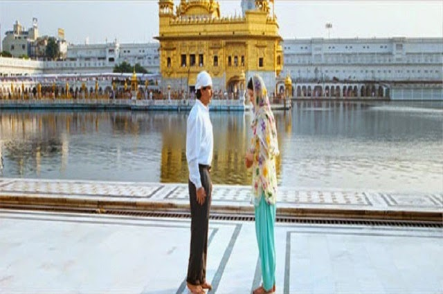 Amritsar - Home of historical Gurudwaras