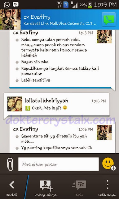 Testimoni Manfaat Crystal X Asli NASA 6
