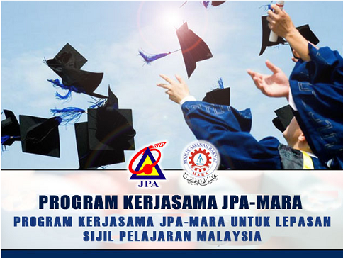JPA-MARA scholarship for SPM students. please apply online for those qualified and interested
