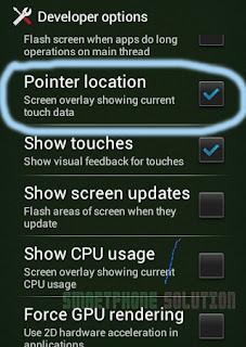 cara memperbaiki touchscreen rusak sebagian