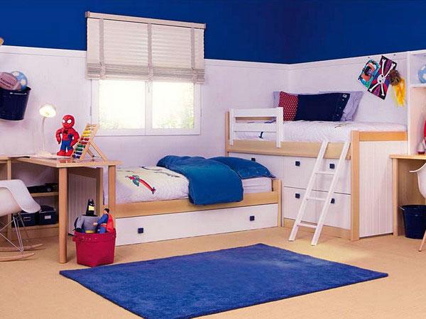 Twins Beds For Sale Quartos Juvenis para Dois Irmãos - Rapazes:casa e imoveis ...