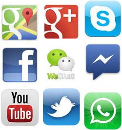 Aplicaciones más destacadas en América Latina
