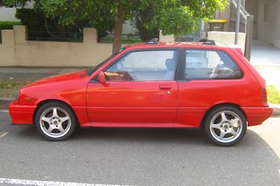 Eksterior Suzuki Forsa 2 Pintu